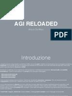 Agi Reloaded - Arturo De Maio