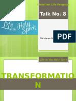 SFC-CLP Talk 8 Life in the Holy Spirit