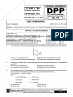 Revision Plan-II (Dpp # 4)_chemistry_english