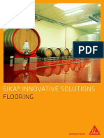 Flooring Brochure-Sika