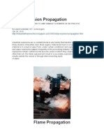 Stop Explosion Propagation