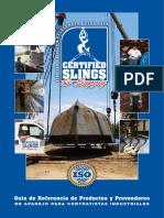 Certified Slings Catalogo