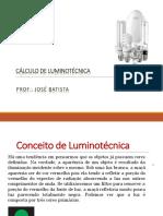 EI 11 Luminotécnica