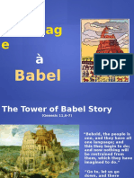 Hommage a Babel