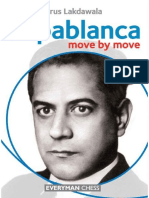 Capablanca Move by Move