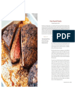 Oven Roasted Picanha Recipe