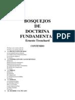 Bosquejos de Doctrina Fundamental