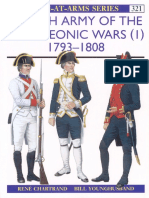 Spanish Army of the Napoleonic Wars (I) 1793-1808