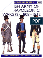 Spanish Army of the Napoleonic Wars (2) 1808-1813