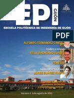 Revista Nº2 de EPI Gijon