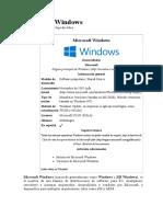 Microsoft Windows - Wikipedia, La Enciclopedia Libre