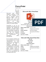 Microsoft PowerPoint - Wikipedia, La Enciclopedia Libre
