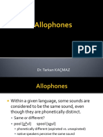 Allo Phones