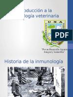 Introduccion a La Inmulogia Veterinaria.