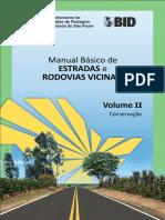 Manual Basico de Estradas e Rodovias Vicinais - Volume II