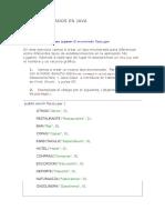 12 Tipos Enumerados en Java