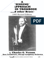 Singing Approach Trombone (Charlie Vernon)