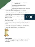 Guia de Prismas Rectos Area y Volumen 7º Año