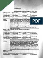 2016 teacher evaluation