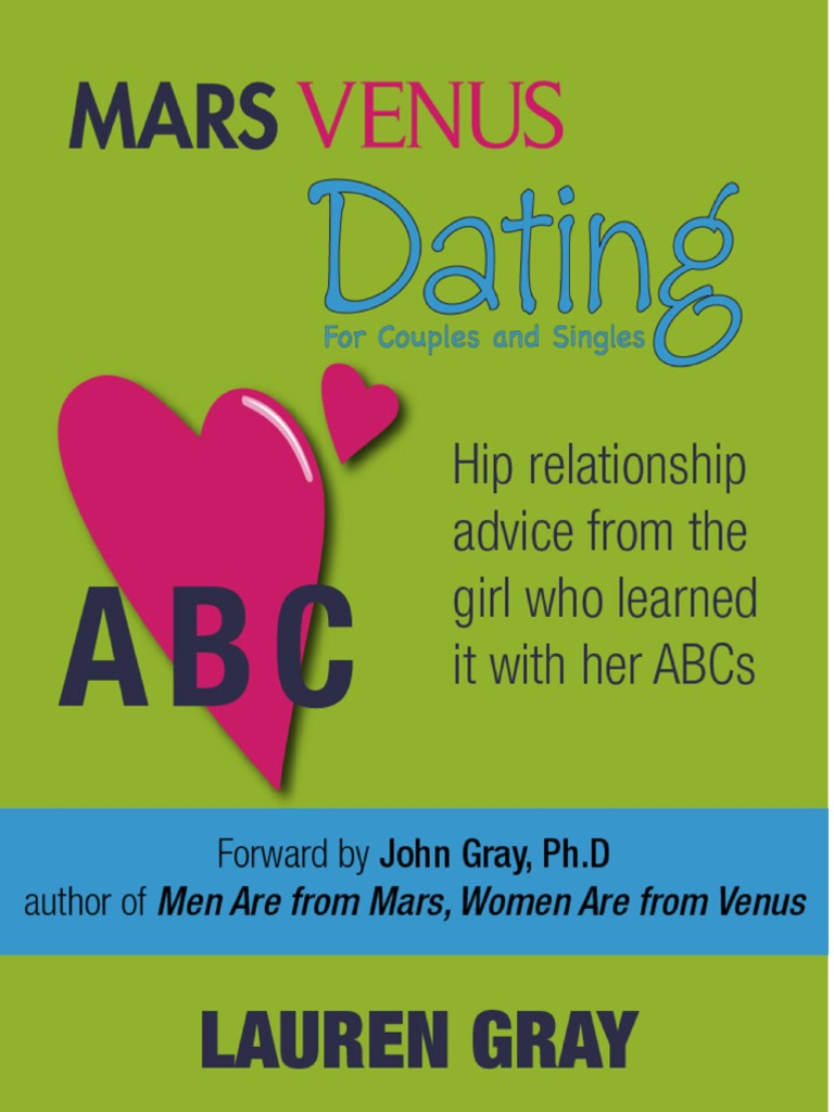 Download PDF: Mars and Venus on a Date: A Guide for ...
