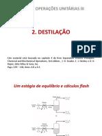 2 Destilacao Parte 1 - 02 03 2015