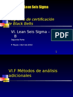 Lean Sigma Bb Analisis b