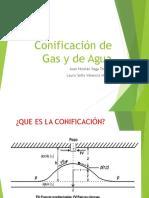 Conificación de Gas y de Agua