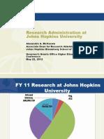 Johns Hopkins Grants