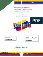 113937342 Efemerides Venezolanas y Fechas Importantes Por Meses