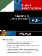 PPTChapitre3[1] Offre Et Demande