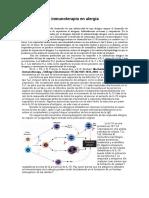 ALERGIA Fisiología de la inmunoterapia en alergia.doc