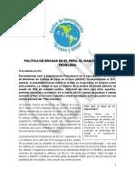 Sobre Informe Del Monitoreo de Cultivos de Coca de UNODC - Final