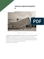 Clásicos de Arquitectura Niemeyer.docx