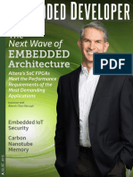 Embedded Developer - August 2015
