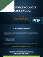 La Fenomenología Existencial