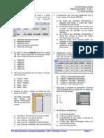 Questões - Excel 2 - Gabarito