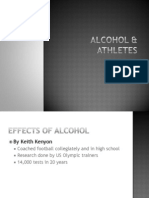 Alcohol Athletes