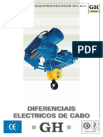 Gh Gh Diferenciais Eletricos de Cabo Equipamentos de Elevacao Diferenciais 955669