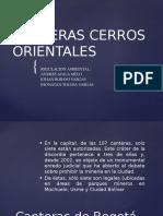 Canteras de Bogota