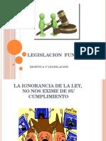 Legislacion Fundamental
