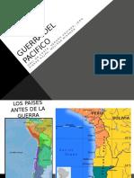 Guerra Del Pacifico Disertación