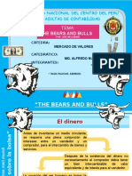 Ppt - The Bears and Bull - Book