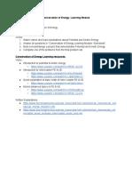 conservationofenergylearningmodule