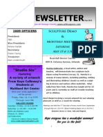 ALOC Newsletter May 2010