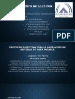 Presentacion Proy Ejecutivo de SAP