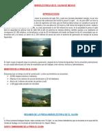 Hidroelectrica de El Cajon de Mexico-Original