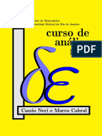 Curso Analise Real