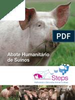 Abate Humanitario de Suinos2010-MAPA-WSPA Brasil