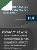 Componentes de Una Subestación Eléctrica