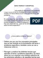 Marco teorico y Las Hipotesis.ppt